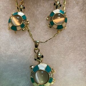 Jewelry - Gold laminated 18k